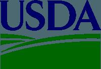 Logo for the USDA