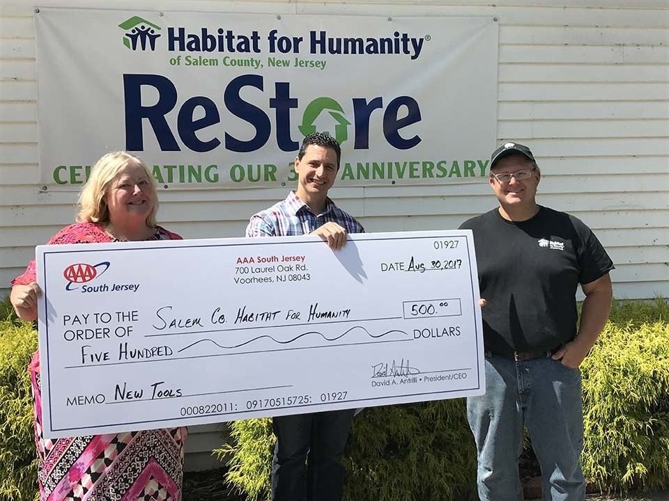 aaa donationjpg 8577927a01c0ed2c - Residents Rally to Help Habitat for Humanity After Thefts in 2 Counties