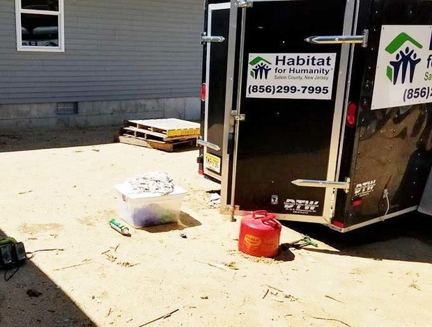 habitat trailer burglary salemjpg 47847b8598832f45 - Residents Rally to Help Habitat for Humanity After Thefts in 2 Counties