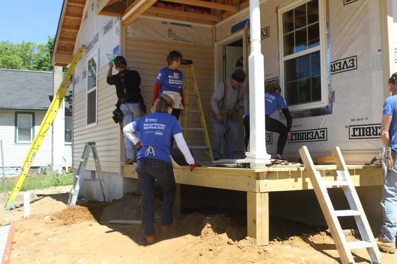 nation women build week may 9 2017 667f42824c2f9f03 - Residents Rally to Help Habitat for Humanity After Thefts in 2 Counties