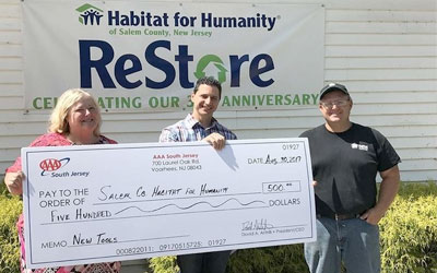 Residents Rally to Help Habitat for Humanity After Thefts in 2 Counties