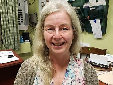 Ms. Vicki Dyer